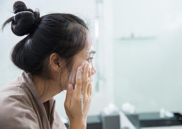 Dry skin anti aging tips